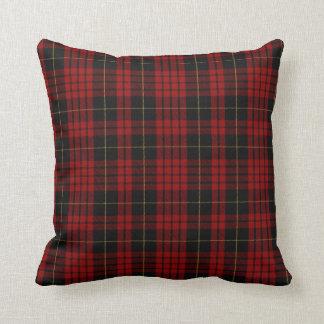 Stylish Clan MacQueen Tartan Plaid Pillow