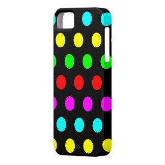 Stylish & Colorful Polka Dot iPhone 5 Case