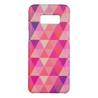 Stylish Colourful Geometric Triangles Pattern Case-Mate Samsung Galaxy S8 Case