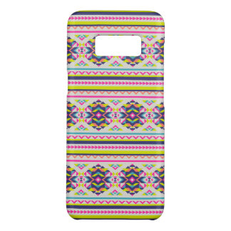 Stylish Colourful Modern Aztec Pattern Case-Mate Samsung Galaxy S8 Case