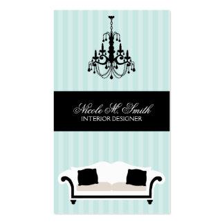 Stylish Decor Interior Designer Cards Business Cards