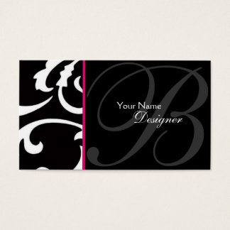Stylish Designer Business Card