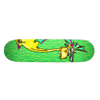 Stylish Dragon Skateboards