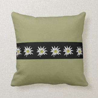 Stylish Edelweiss American MoJo Pillow