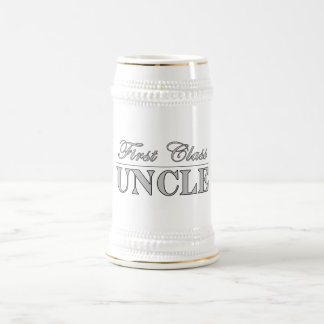 Stylish Elegant Uncles : First Class Uncle Beer Steins