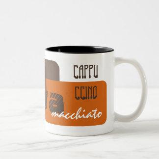 Stylish Espresso Coffee Mug
