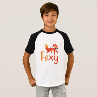 Stylish Foxy Shirt with Illustrated Fox