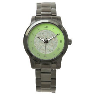 Stylish Geology Rock Texture Watches