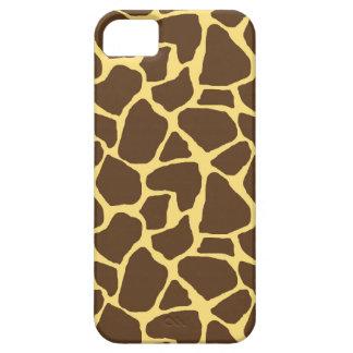 Stylish Giraffe Print iPhone 5 Cases