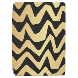 Stylish golden stripes iPad Air Smart Cover iPad Air Cover