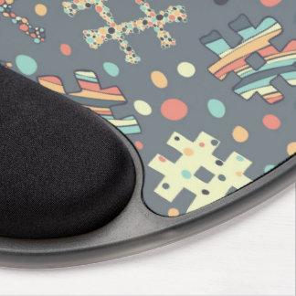 Stylish Hash Tag Mouse Pad