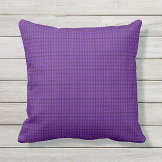 Stylish-Home-Accents-Royalty_Fabrics-Purple-Pillow Outdoor Cushion
