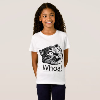 Stylish internet cat shirt