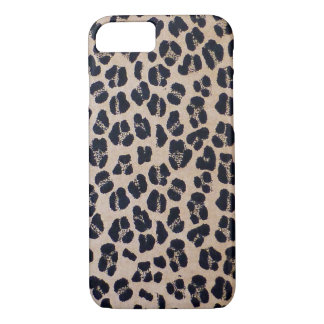Stylish Leopard Print, Apple iPhone 7 Case