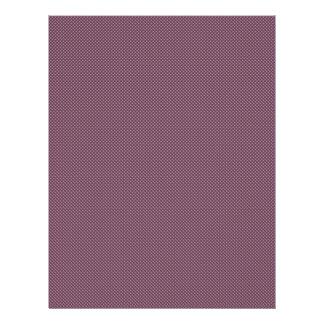 Stylish light brown turbines on purple background full color flyer