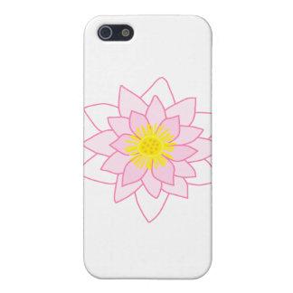 Stylish Lotus Flower. iPhone 5/5S Case