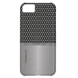 Stylish Metallic Look iPhone 5 Case