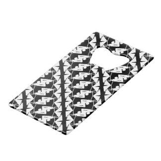 Stylish Mirrored Geometric & Abstract Pattern