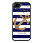 Stylish Nautical Otterbox iPhone 5S Case