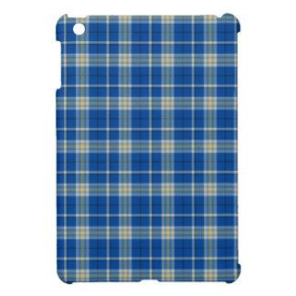 Stylish original blue Scottish tartan plaid… iPad Mini Cover