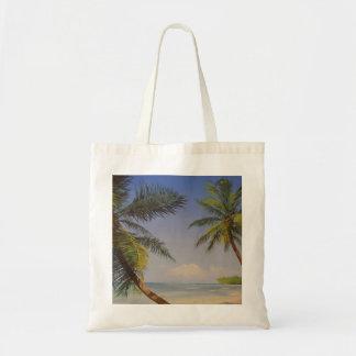 Stylish Palm Tree Tote Bag