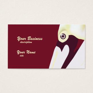 Stylish Pelican Business Card