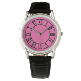 Stylish Pink Watch