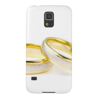 Stylish, Polished, & Classy Wedding Rings Case For Galaxy S5