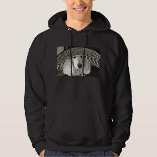 Stylish Poodle Hoodie