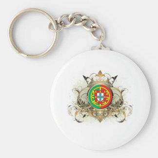 Stylish Portugal Key Ring