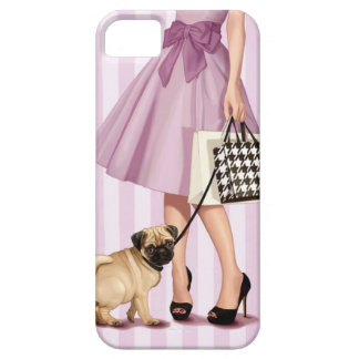 Stylish promenade barely there iPhone 5 case