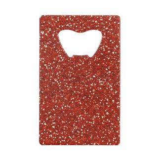 Stylish   Red Glitter