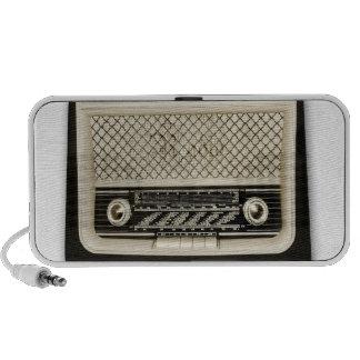stylish retro radio more speaker
