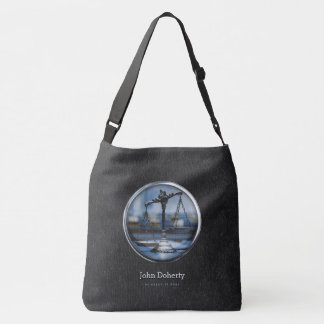 Stylish Scales of Justice | Law Tote Bag