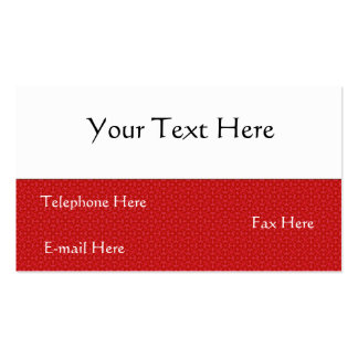 Stylish Simple Business Card