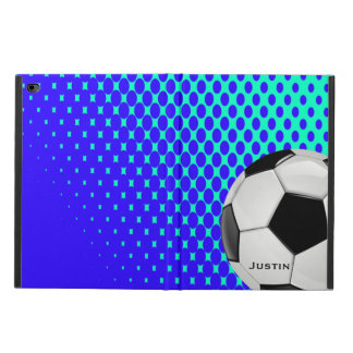 Stylish Soccer iPad Air 2 Case with Stand