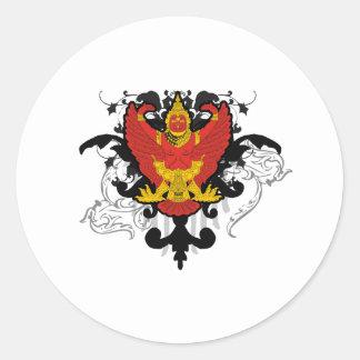 Stylish Thailand Sticker