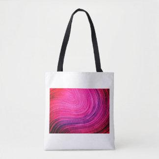 Stylish tote designers vintage bag : Red