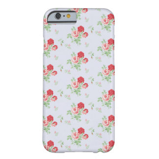 Stylish Vintage Floral Flowers iPhone 6 Case