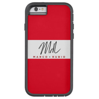 Stylish, Water-Proof Marco Rubio Iphone 6 Case