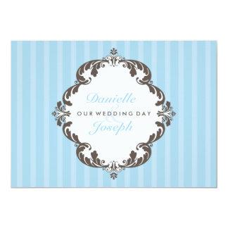 STYLISH WEDDING INVITATIONS :: flourish deluxe 1