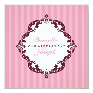 STYLISH WEDDING INVITATIONS :: flourish deluxe 2