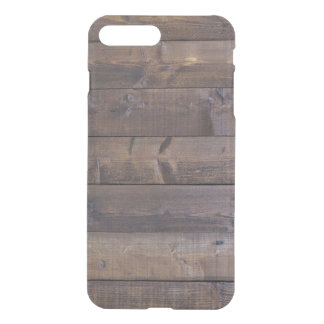 Stylish Wood Look - Nature Wood Grain Texture iPhone 7 Plus Case