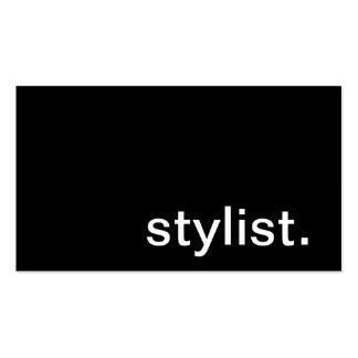 Stylist Business Card