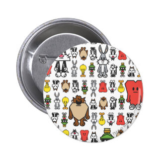 Stylize Tweey and Friends 6 Cm Round Badge