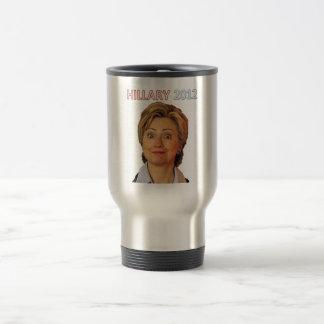 Stylized Hillary 2012 Mug