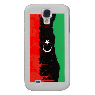 Stylized Kingdom of Libya Flag Galaxy S4 Case