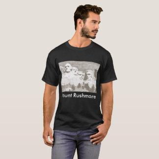 Stylized Mount Rushmore Tee