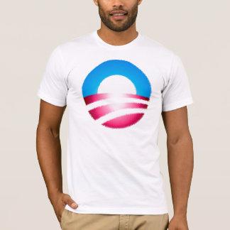 "Stylized Obama ""O"" T-shirt"