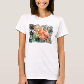 Stylized Tiger Lily T-Shirt